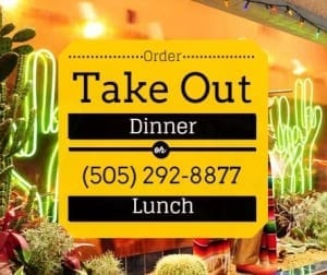 Take Out Albuquerque : Papa Felipe's: