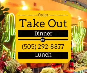 Call to order New Mexican take-out food from Papa Felipe's in Albuquerque: 505-292-8877