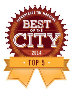 Best of the City Ribbon