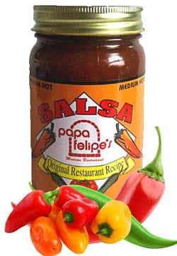 Buy Papa Felipe's salsa online: We Ship